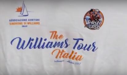 williams tour 2017
