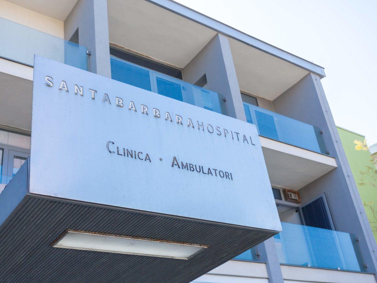 santa barbara hospital gela